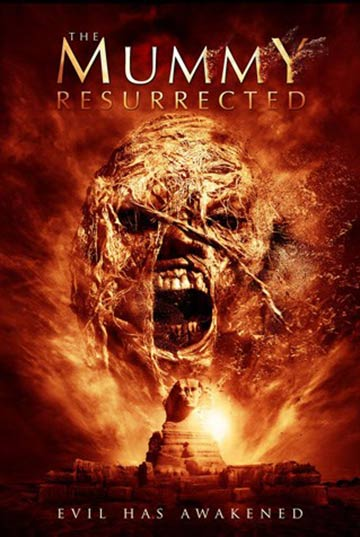 The Mummy Resurrected Poster #1