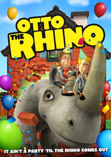 Otto the Rhino Poster #1
