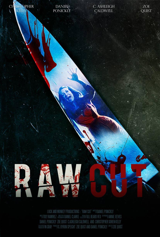 Raw Cut Poster #1