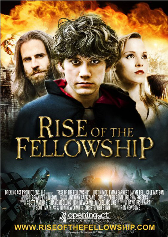 Rise of the Fellowship Poster #1