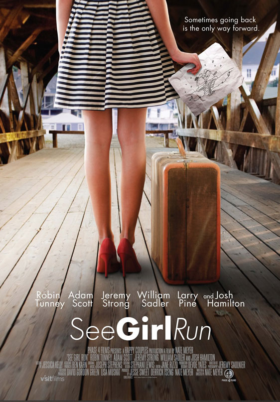 See Girl Run Poster #1