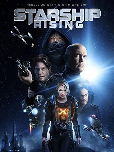 Starship: Rising Poster #1