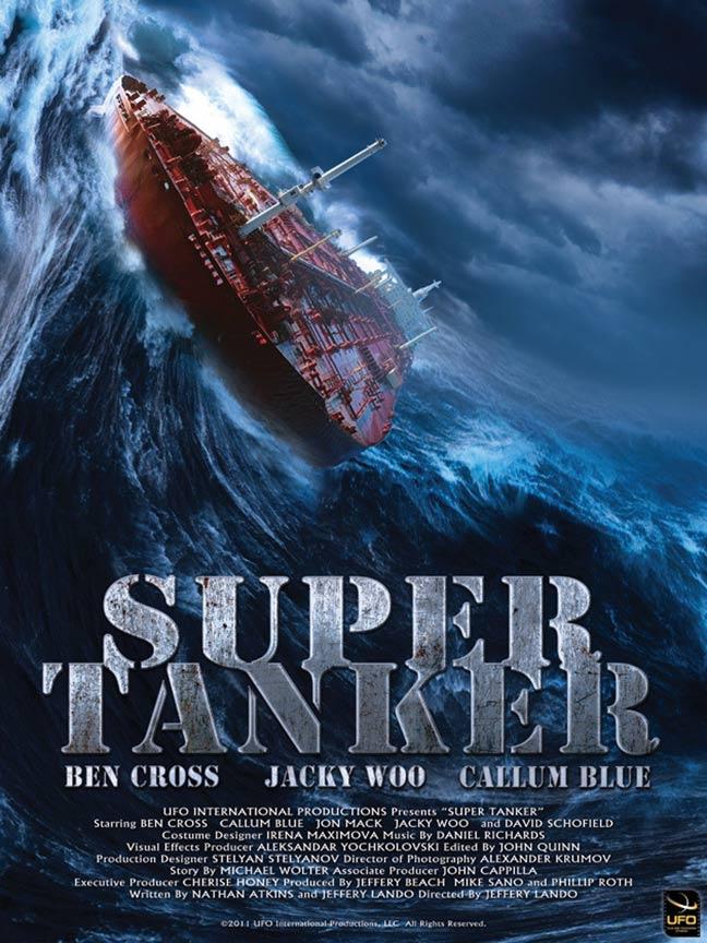 Super Tanker Poster #1