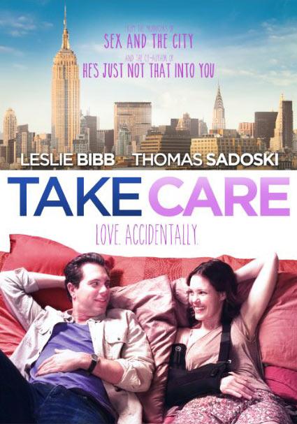 Take Care Poster #1