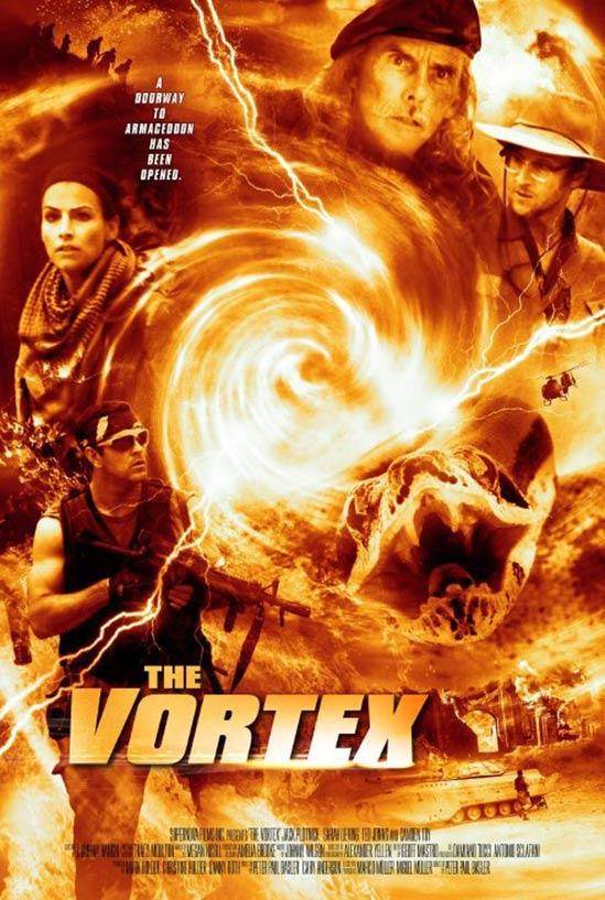 The Vortex: Gate to Armageddon Poster #1