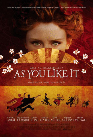 As You Like It Poster #1