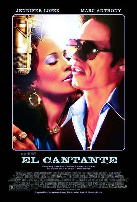 El Cantante Poster #1