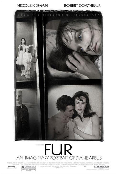 Fur: An Imaginary Portrait of Diane Arbus Poster #1