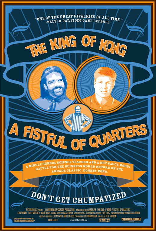 The King of Kong: A Fistful of Quarters Poster #1