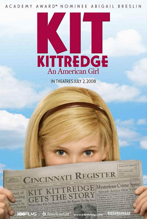 Kit Kittredge: An American Girl Poster #1