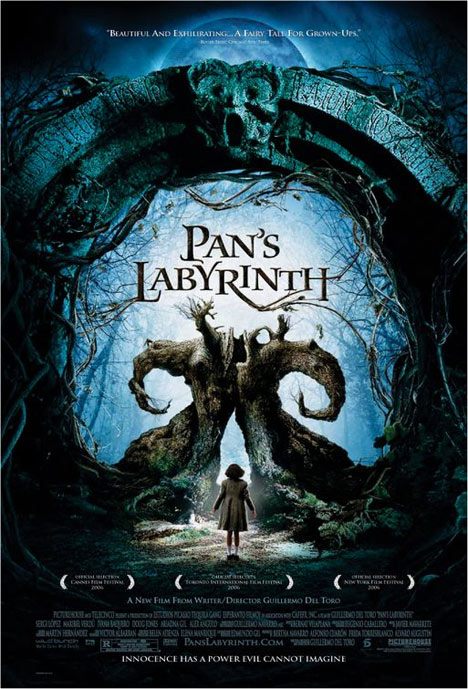 Pan's Labyrinth Poster #1