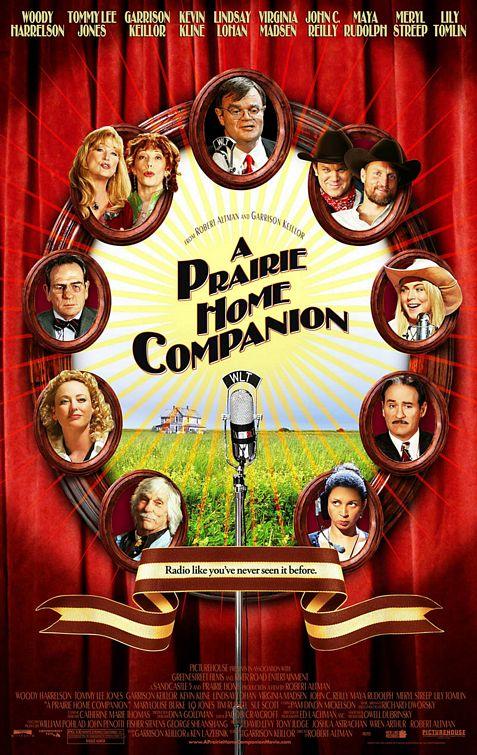 A Prairie Home Companion Poster #1