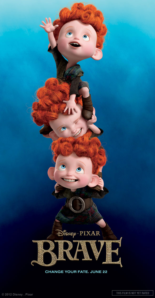 Brave Poster #5