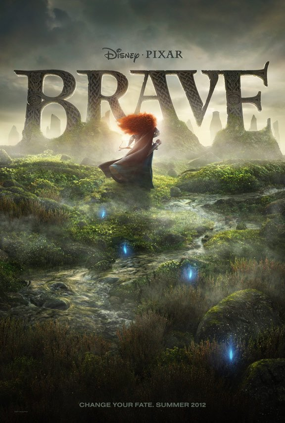 Brave Poster #1