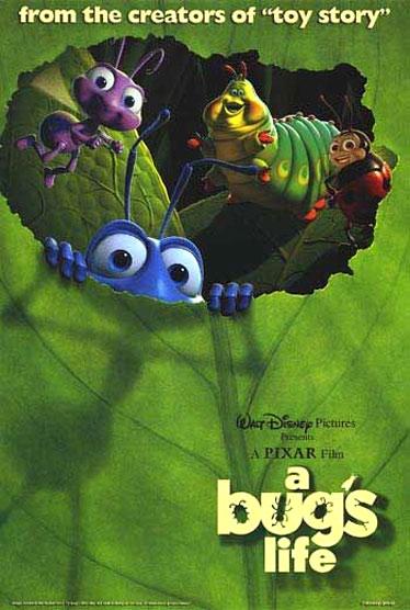 A Bug's Life Poster #2