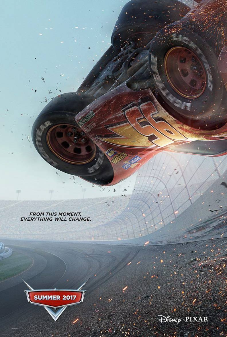 Cars 3 Poster #2