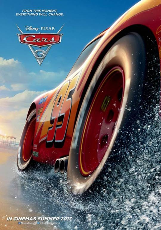 Cars 3 Poster #3