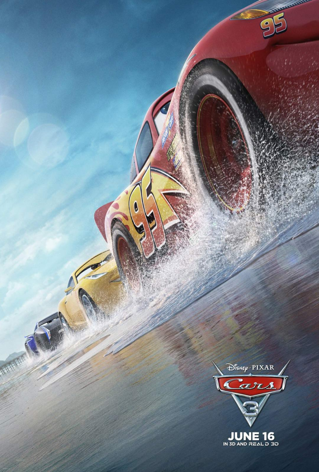 Cars 3 Poster #4