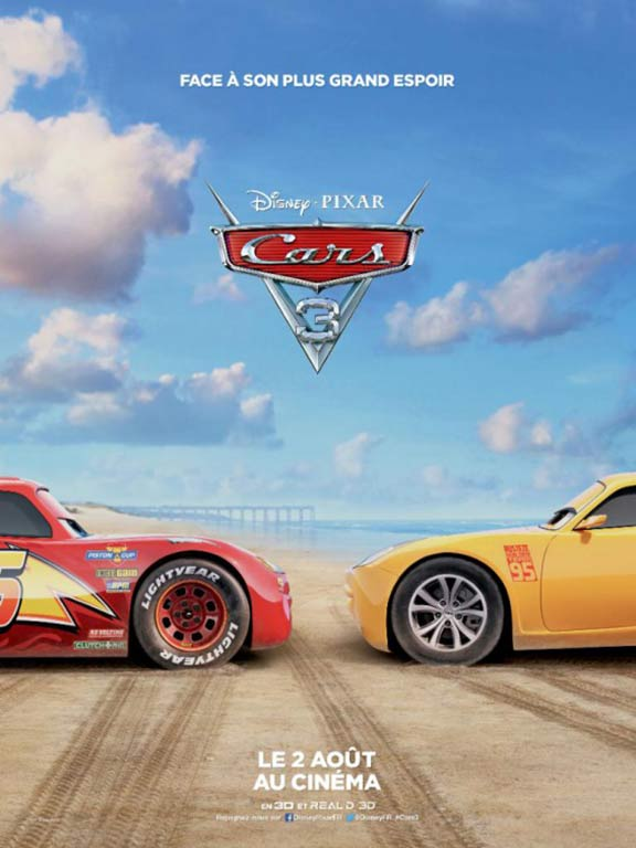 Cars 3 Poster #5