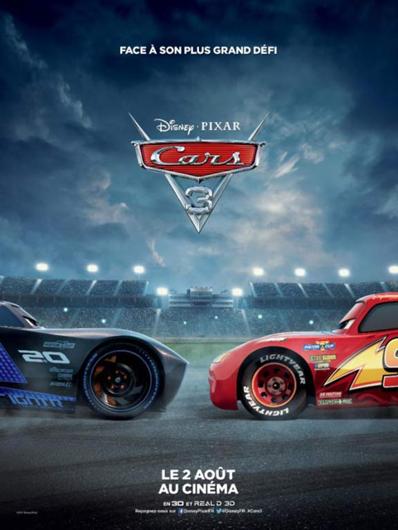 Cars 3 Poster #6