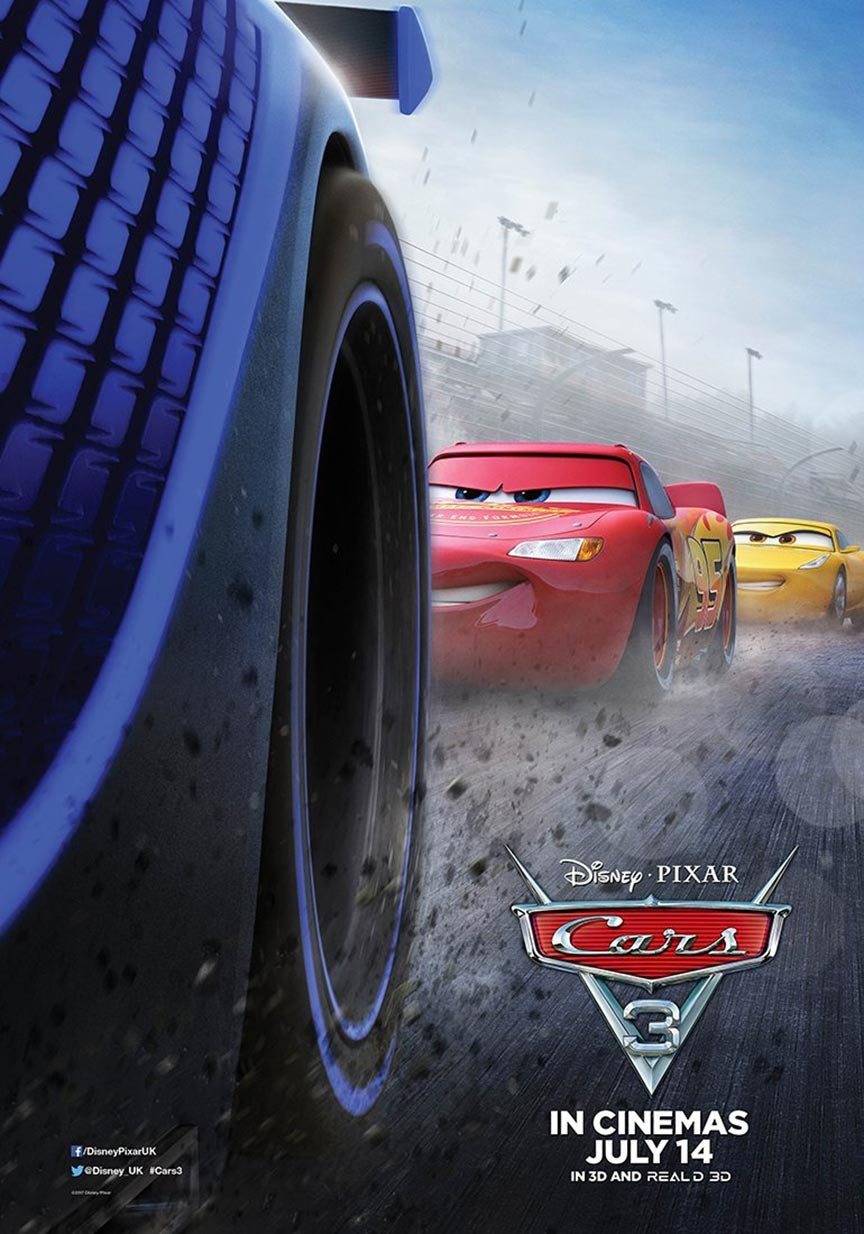 Cars 3 Poster #8