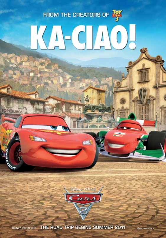 Cars 2 Poster #19