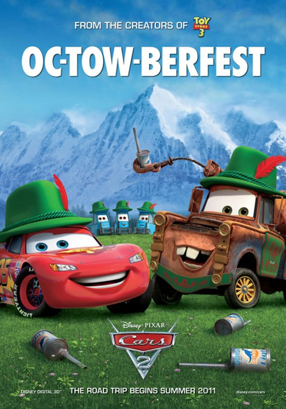 Cars 2 Poster #20