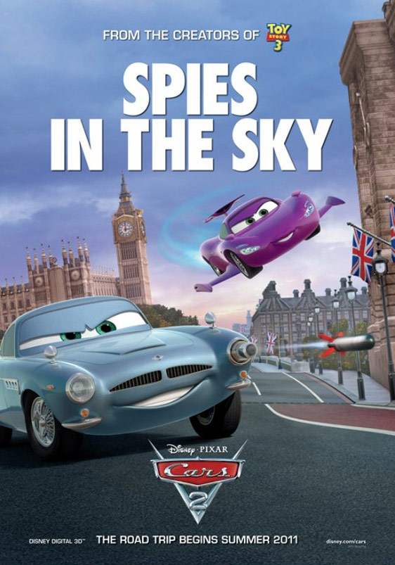 Cars 2 Poster #21
