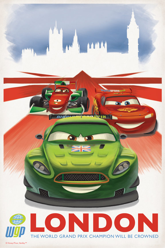 Cars 2 Poster #22