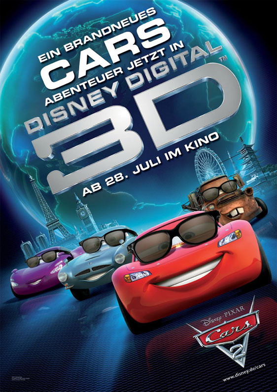 Cars 2 Poster #29