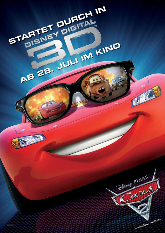 Cars 2 Poster #31