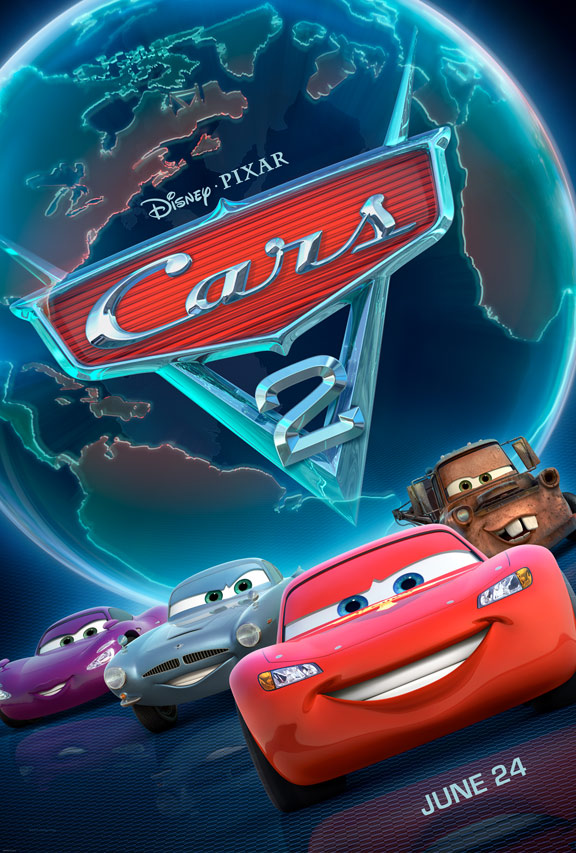 Cars 2 Poster #8