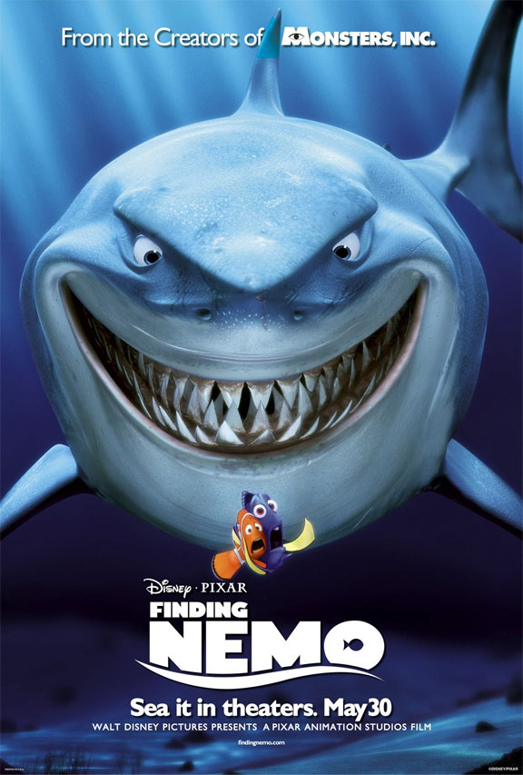 Finding Nemo Poster #2