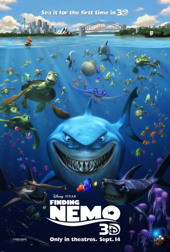 Finding Nemo Poster #8