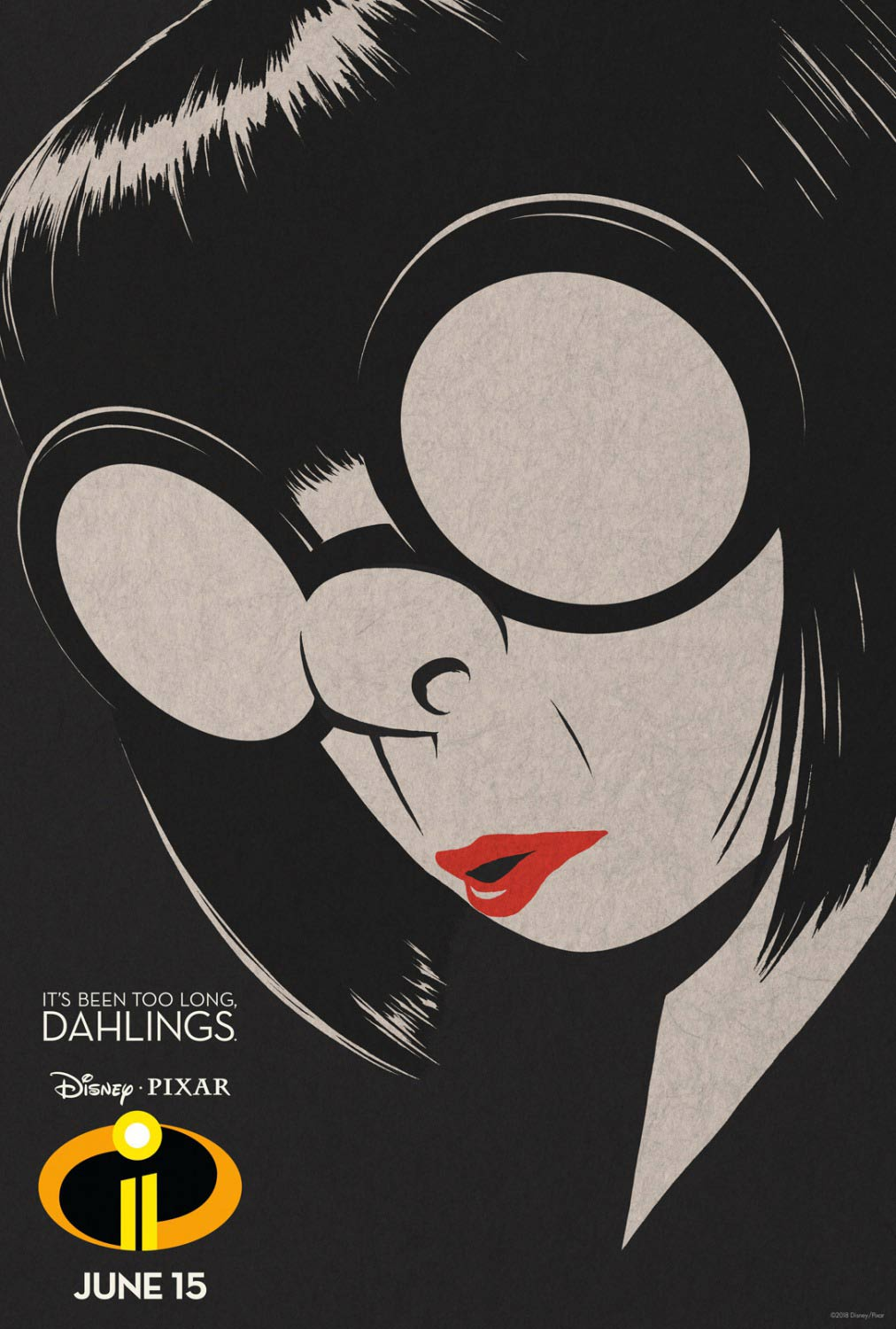 The Incredibles 2 Poster #4