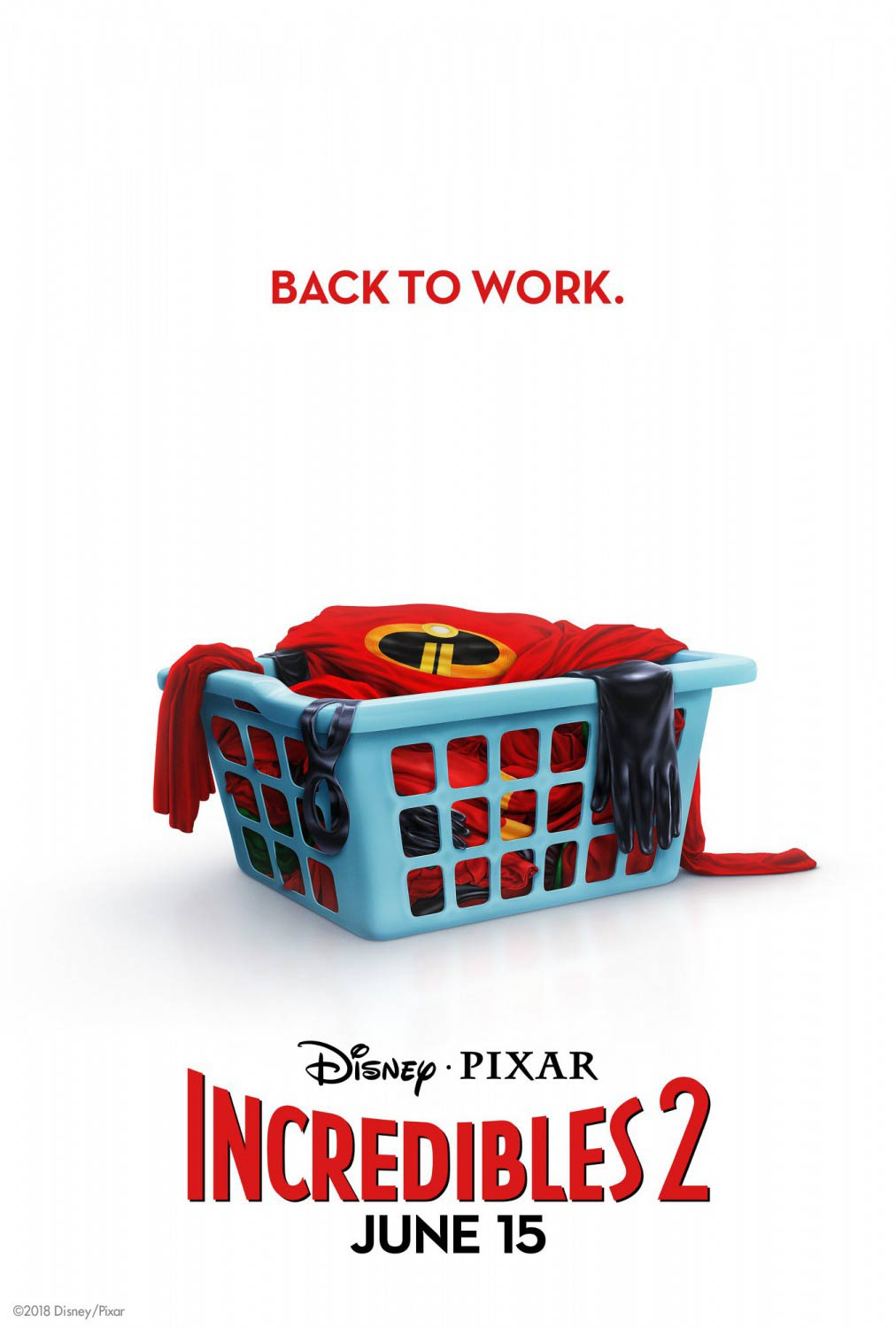 The Incredibles 2 Poster #5