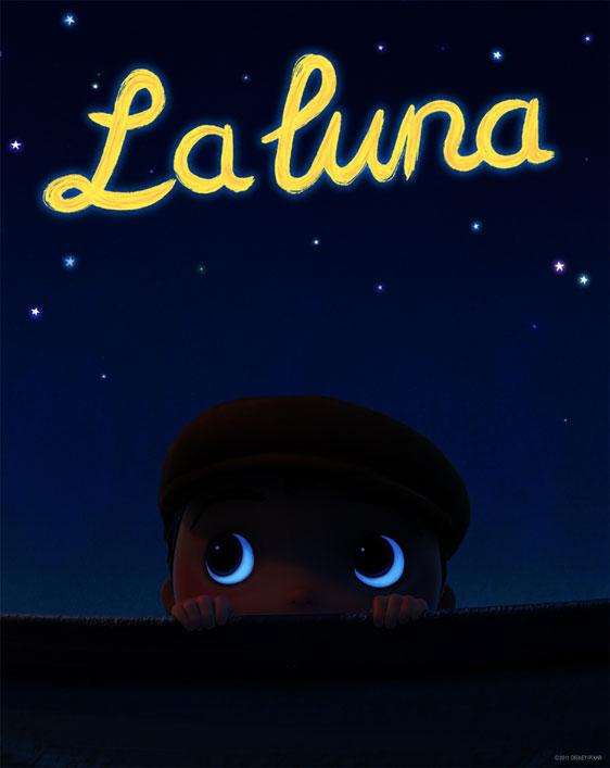 La Luna Poster #1