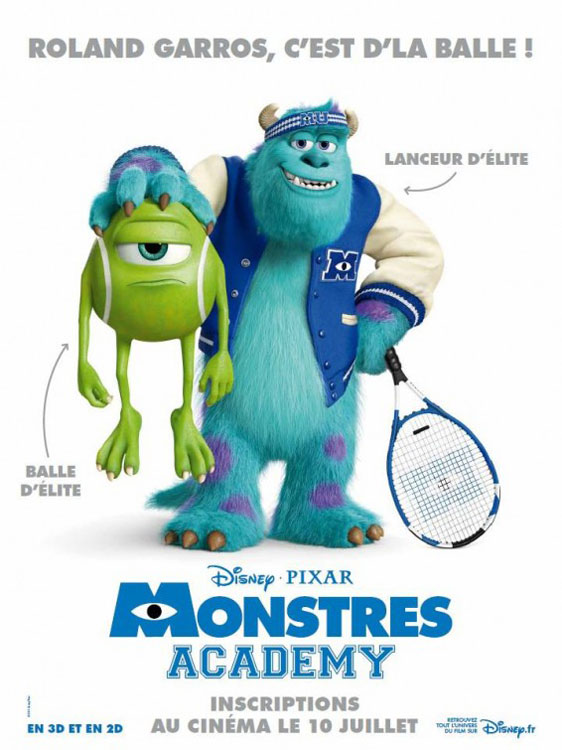 Monsters University Poster #21