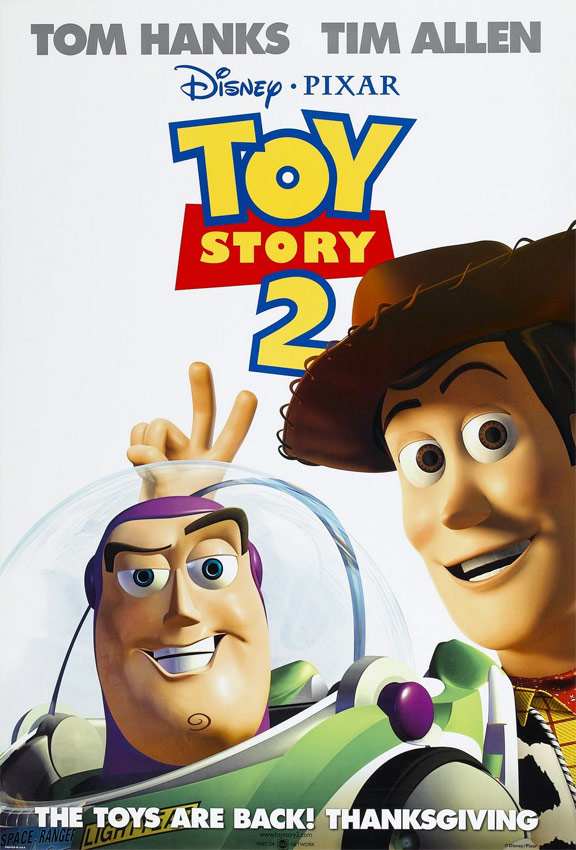 Toy Story 2 Poster #1