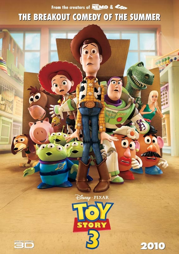 Toy Story 3 Poster #17