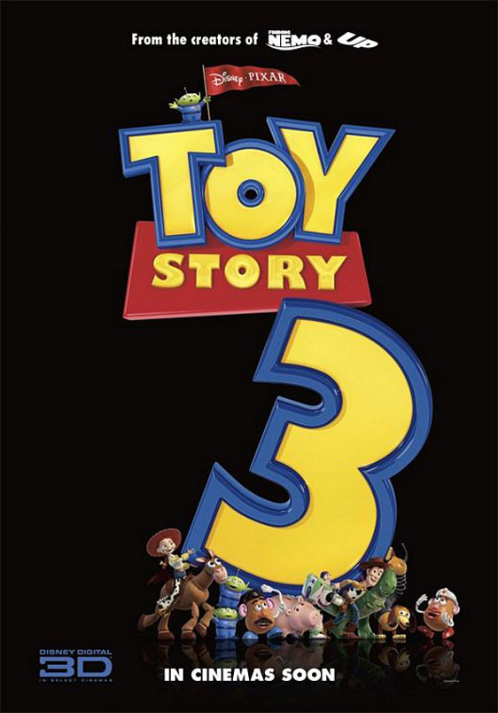 Toy Story 3 Poster #18