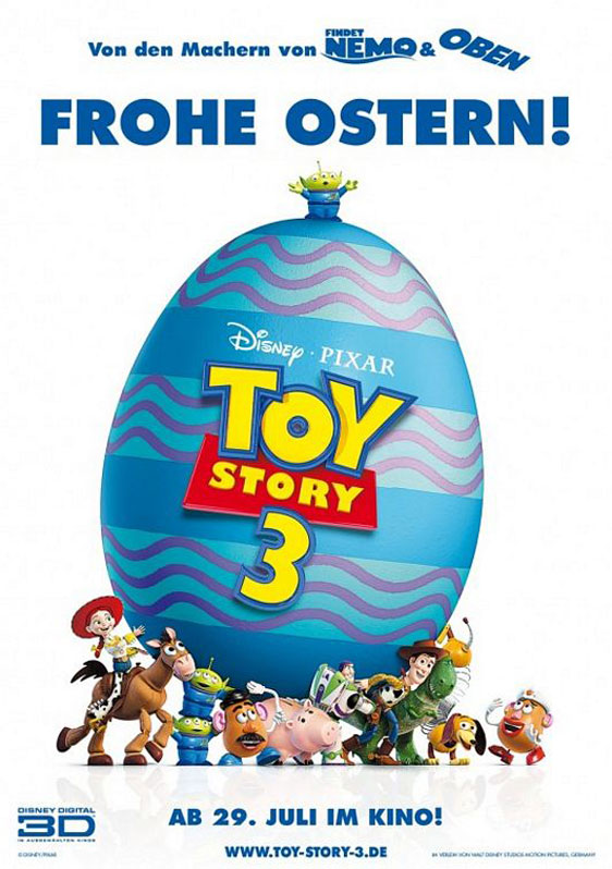 Toy Story 3 Poster #28