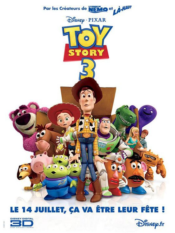 Toy Story 3 Poster #29
