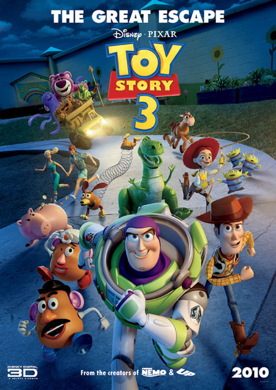 Toy Story 3 Poster #31