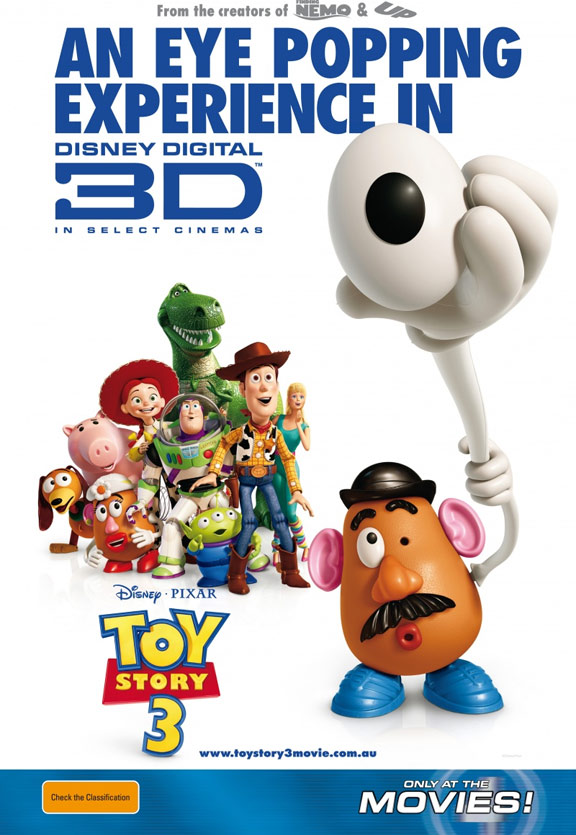 Toy Story 3 Poster #32