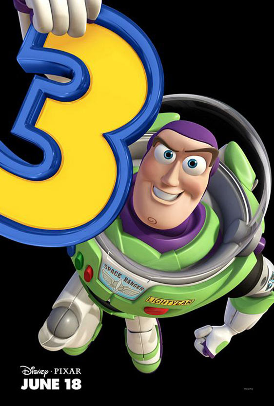 Toy Story 3 Poster #4