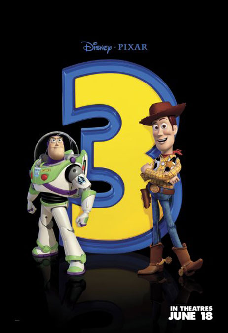 Toy Story 3 Poster #9