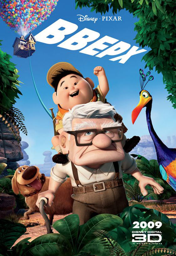 Up Poster #8