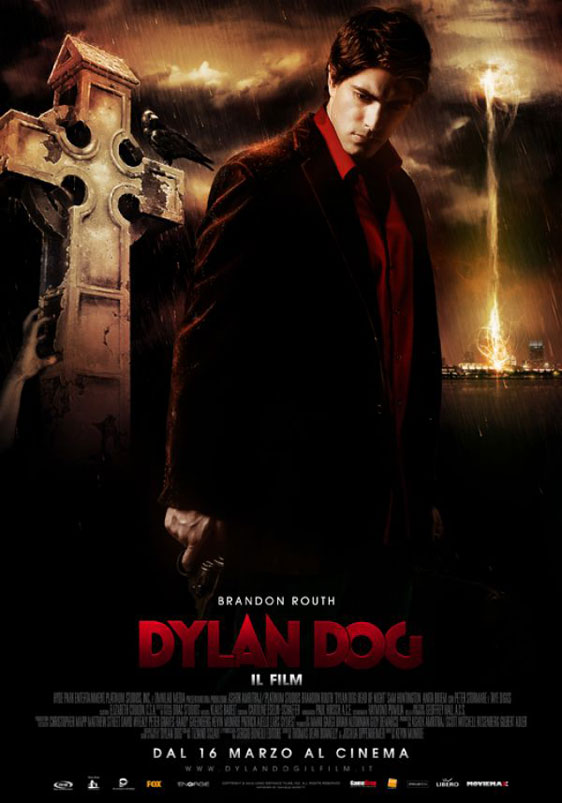 Dylan Dog: Dead of Night Poster #4