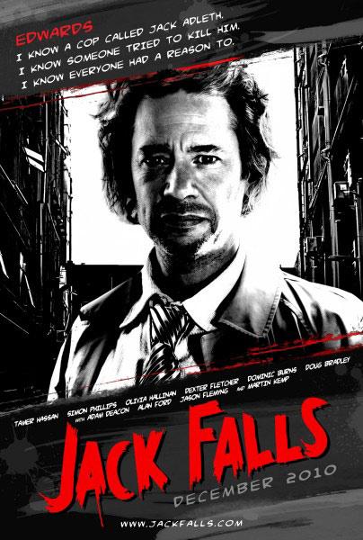 Jack Falls Poster #5